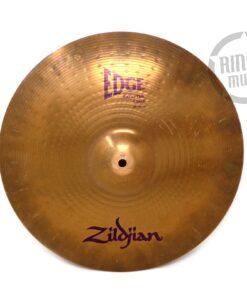 Zildjian Edge Razor Thin Crash 16 Cymbal Cymbals Piatto Piatti Drum Drums Batteria