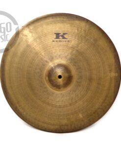 Zildjian K Kerope Crash 18 Cymbal CymBals Piatto Piatti Drum Drums Batteria