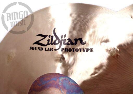 Zildjian Sound Lab Prototype 15 K cluster Lower Shape Hi-Hat Cymbal Cymbals Piatto Piatti Drum Drums Prototipi Batteria