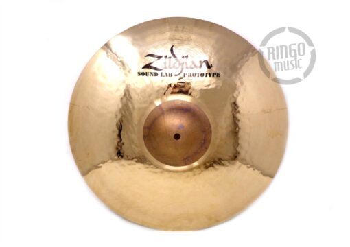 Zildjian Sound Lab Prototype 18 Brilliant K Sweet Crash Cymbal Cymbals Piatto Piatti Drum Drums Prototipi Batteria