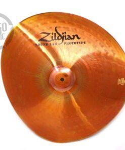 Zildjian Sound Lab Prototype 18 FX Trashformer Cymbal Cymbals Piatto Piatti Drum Drums Prototipi Batteria