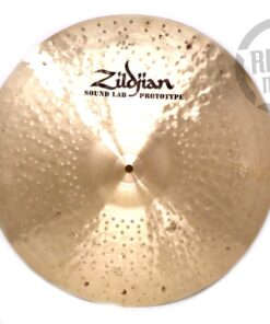 Zildjian Sound Lab Prototype 20 K Constantinople Bounce Over Hammered Ride Cymbal Cymbals Piatto Piatti Drum Drums Prototipi Batteria