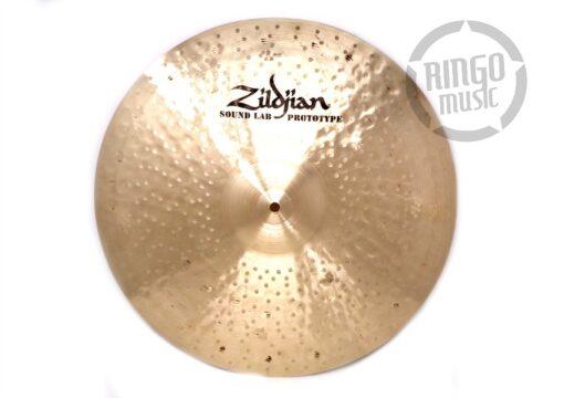 Zildjian Sound Lab Prototype 20 K Constantinople Bounce Over Hammered Ride Cymbal Cymbals Piatto Piatti Drum Drums Prototipi Batteria