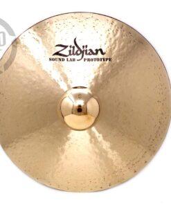 Zildjian Sound Lab Prototype 20 Staccato Ride Cymbal Cymbals Piatto Piatti Drum Drums Prototipi Batteria
