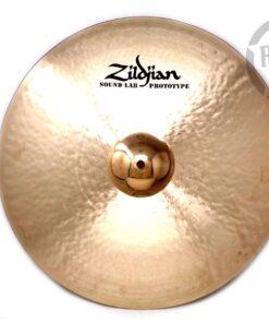 Zildjian Sound Lab Prototype 22 Staccato Ride Cymbal Cymbals Piatto Piatti Drum Drums Prototipi Batteria