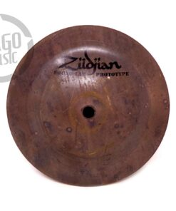 Zildjian Sound Lab Prototype 7.5 FX Bel High Cymbal Cymbals Piatto Piatti Drum Drums Prototipi Batteria 1