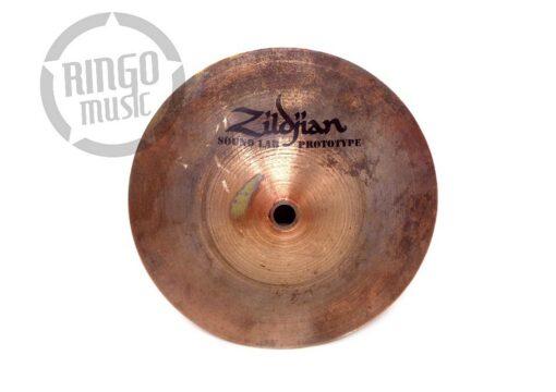 Zildjian Sound Lab Prototype 7.5 FX Bell Low Cymbal Cymbals Piatto Piatti Drum Drums Prototipi Batteria