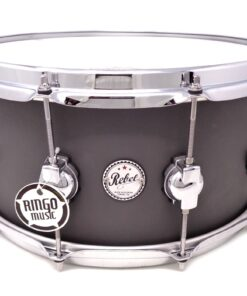 "DrumSound DS Rebel Birch/Mahogany 14x7"" Real Iron Snare Drumsnare Snaredrum Rullante"