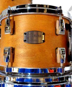 Yamaha Absolute Hybrid Maple 22 rock Drum Drums Batteria AMROCK VN Vintage Natural