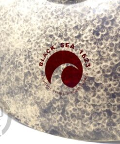 "Istanbul Mehmet Black Sea 1623 Ride 20"" BS-R20 piatto cymbal cymbals"