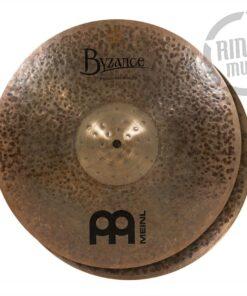 "Meinl Byzance Dark Big Apple Hi-hat 15"" B15BADAH Cymbals Cymbal Piatto Piatti"