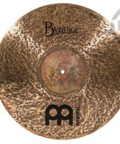 "Meinl Byzance Dark Raw Bell Ride 20"" B20RBR Cymbals Cymbal Piatto Piatti"