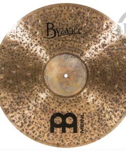 "Meinl Byzance Dark Raw Bell Ride 22"" B22RBR Cymbals Cymbal Piatto Piatti"