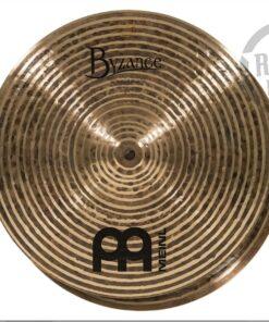 Meinl Byzance Dark Spectrum Hi-hat 14_ B14SH Cymbals Cymbal Piatto Piatti