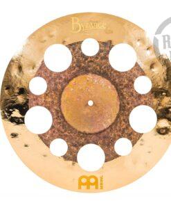 """Meinl Byzance Dual Trash Crash 18"""" B18DUTRC Cymbals Cymbal Piatto Piatti"""