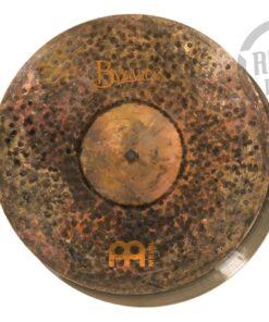 "Meinl Byzance Extra Dry Medium Hi-hat 13"" B13EDMH Cymbals Cymbal Piatto Piatti"