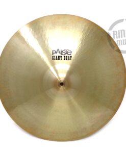 Paiste Giant Beat Crash 19 Cymbal Cymbals Piatto Piatti Batteria Drum Drums