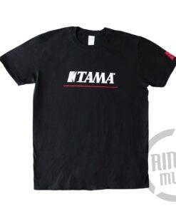 Tama Classic T Shirt Maglia Maglietta Drum Drums Cymbal Cymbals