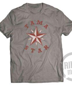 Tama Star T Shirt Maglia Maglietta Drum Drums Cymbal Cymbals
