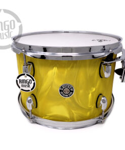 Gretsch Catalina Club 18_CT1-J484 Yellow Satin Flame Limited Edition Drum Drums Batteria