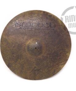 Istanbul Agop Turk Crash 17 Cymbal Cymbals Piatto Piatti Drum Drums Batteria