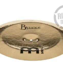 "Meinl Byzance Brilliant Heavy Hamm. China 18"" B18HHCH-B Cymbals Cymbal Piatto Piatti"