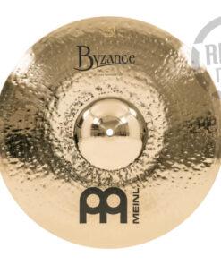 "Meinl Byzance Brilliant Heavy Hammered Crash 18"" B18HHC-B Cymbals Cymbal Piatto Piatti"