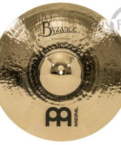 "Meinl Byzance Brilliant Heavy Hammered Ride 22"" B22HHR-B Cymbals Cymbal Piatto Piatti"