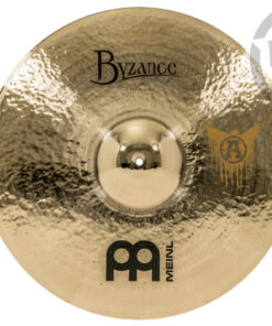 "Meinl Byzance Brilliant Pure Metal Ride 24"" B24PMR-B Cymbals Cymbal Piatto Piatti"
