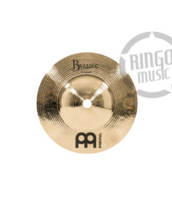 "Meinl Byzance Brilliant Splash 6"" B6S-B Cymbals Cymbal Piatto Piatti"