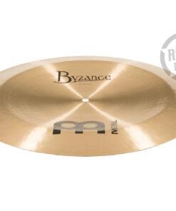 """Meinl Byzance Traditional Flat China 18"""" B18FCH Cymbals Cymbal Piatto Piatti"""