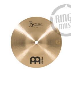 "Meinl Byzance Traditional Splash 8"" B8S Cymbals Cymbal Piatto Piatti"