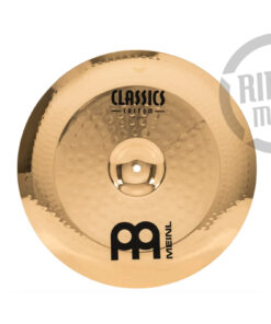 "Meinl Classics Custom Brilliant China 16"" CC16CH-B Cymbals Cymbal Piatto Piatti"