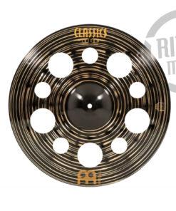 "Meinl Classics Custom Dark Trash Crash 18"" CC18DATRC Cymbals Cymbal Piatto Piatti"