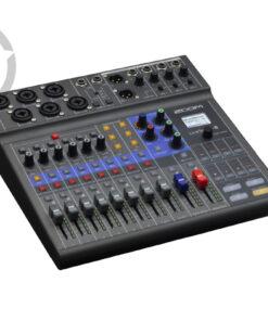 Zoom L-8 Mixer Digitale 8 Canali Drum Drums Batteria