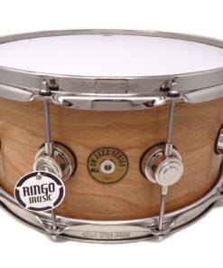 DW Drum Workshop Jazz Series 14x6.5 Cherry Gum Snare Snaredrum Rullante Drum Drums Batteria