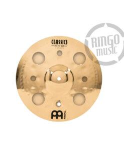 """Meinl Classics Custom Brilliant Trash Stack 12"""" CC-12STK Cymbals Cymbal Piatto Piatti"""