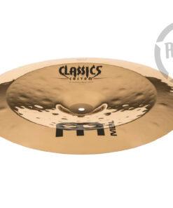 Meinl Classics Custom Extreme Metal China 18_ cc18emch-b Cymbals Cymbal Piatto Piatti