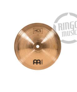 """Meinl HCS Bronze Bell 8"""" HCSB8B Cymbals Cymbal Piatto Piatti"""