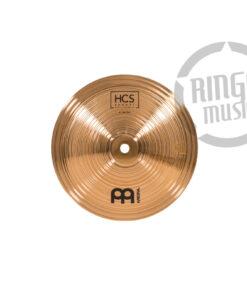 "Meinl HCS Bronze High Bell 8"" HCSB8BH Cymbals Cymbal Piatto Piatti"