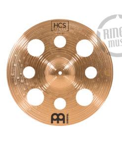 "Meinl HCS Bronze Trash Crash 16"" HCSB16TRC Cymbals Cymbal Piatto Piatti"