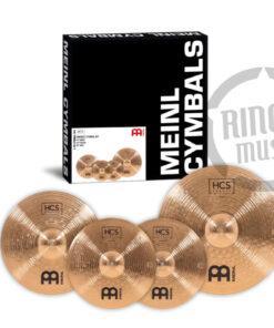 Meinl Set Piatti HCS Bronze HCSB141620 3pz Cymbal Cymbals Piatto Piatti