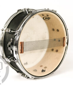 """PDP by DW Pacific Concept Series 13x5.5"""" Black Wax snare snaredrum rullante"""