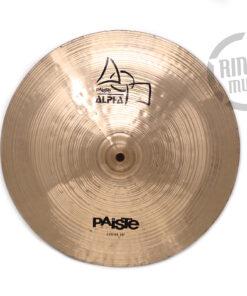 Paiste Alpha China 16 Cymbal Cymbals Piatto Piatti Drum Drums Batteria