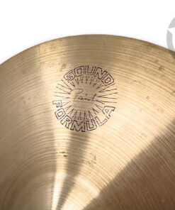 Paiste Sound Formula Power Crash 16 Cymbal Cymbals Piatto Piatti Drum Drums Batteria