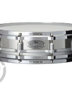 Pearl Free Floating Stainless Steel Piccolo 14x3.5_ ftss1435 Snare Snaredrum Rullante