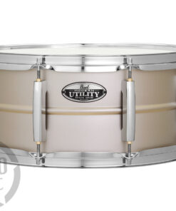 "Pearl Modern Utility Metal Steel 14x6.5"" MUS1465SC Rullante Snare Snaredrum Drum"