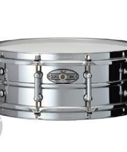 "Pearl Sensitone Beaded Steel 14x5"" STA1450S Rullante Snare Snaredrum Drum"