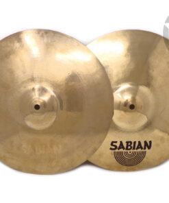 """Sabian AAX Stage Hats Hi-hat 14"""" Selezione Ringomusic"""