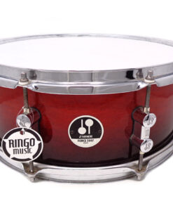 Sonor Force 2007 Birch 14x5.5 Amber fade Snare Snaredrum Rullante Drum Drums Batteria